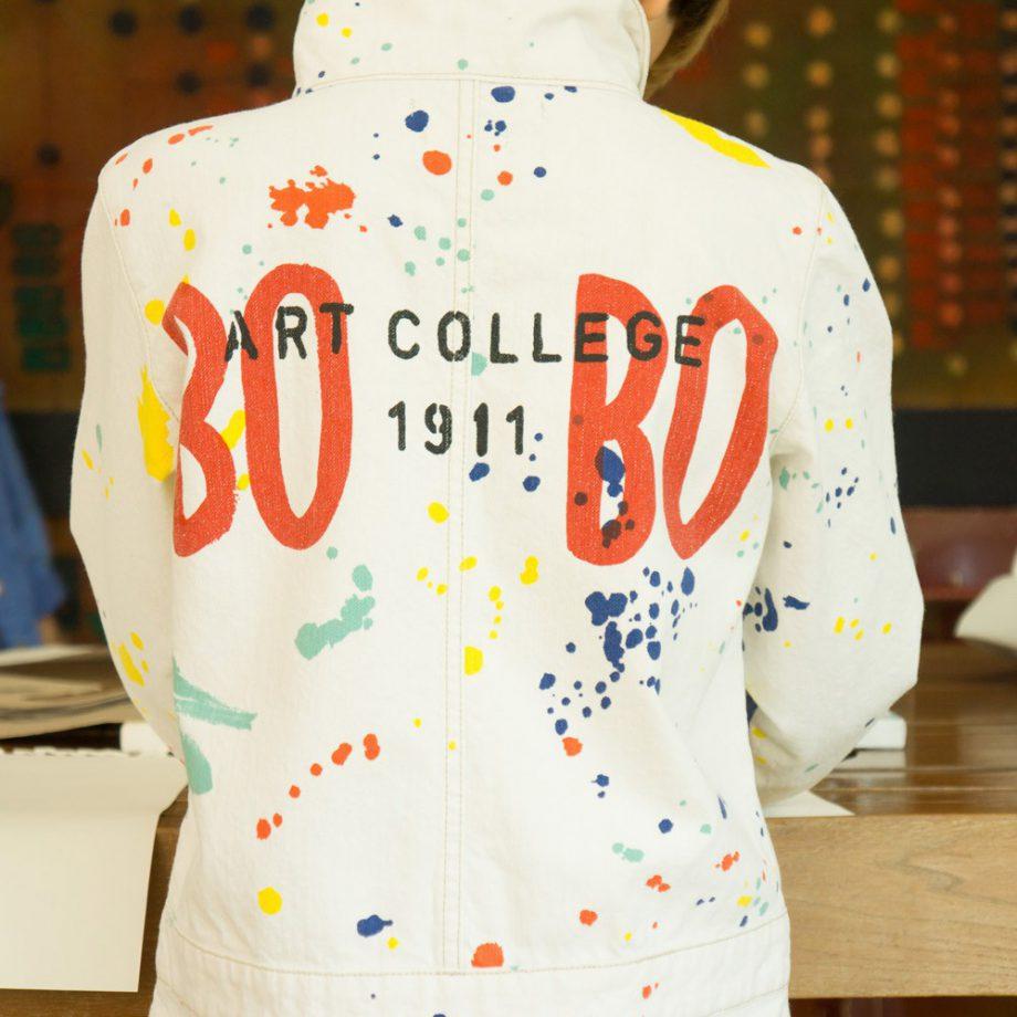 BACK TO SCHOOL: LA BLOUSE DE MATERNELLE