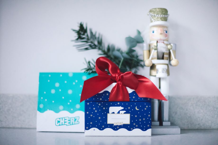 GROWN UP: CHEERZ de Noël